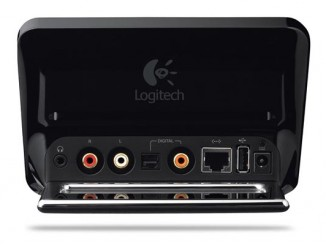 Logitech Squeezebox Touch Back
